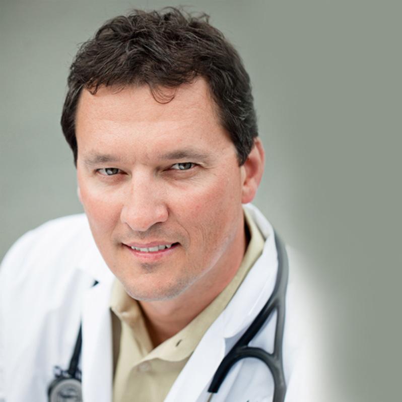 Dr. Paul Rheault Image